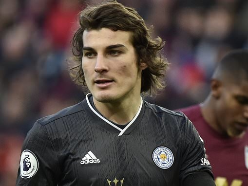 Caglar Soyuncu set for new deal at Leicester