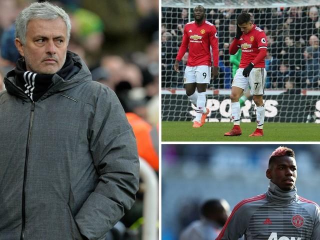 Manchester United transfer news LIVE Paul Pogba and Jose Mourinho updates