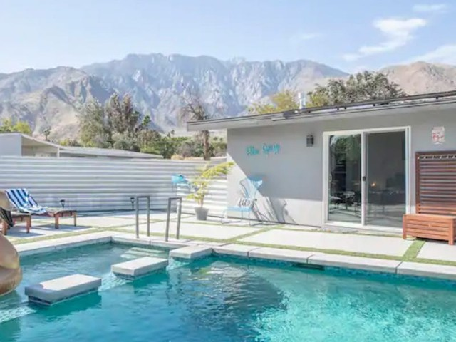 The best Airbnbs in Palm Springs