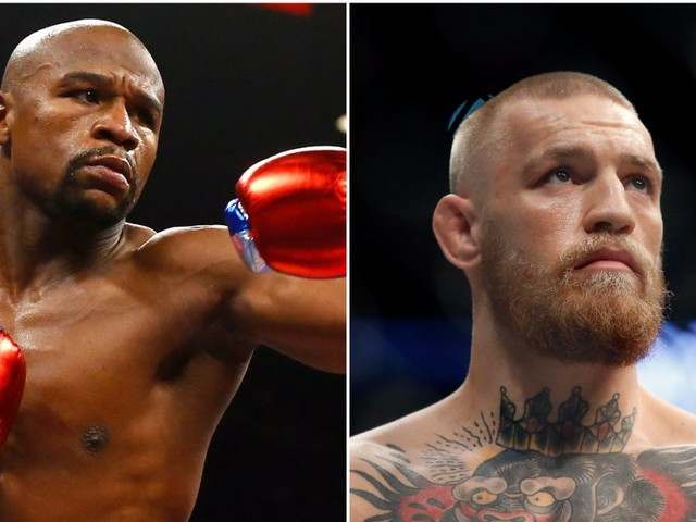 A fight between Floyd Mayweather and Conor McGregor would be a circus, not a 'super-fight'