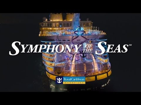"""Symphony of the Seas Cruise Ship to Debut a Slew of Royal Caribbean """"Firsts"""""""
