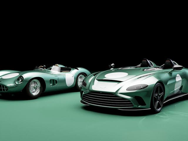 Aston Martin V12 Speedster dawns DBR1 specification
