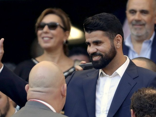 Everton were willing to pay £70million to sign Diego Costa before his switch to Atletico Madrid