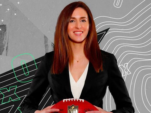 How Hannah Gordon is leading the 49ers' diversity efforts