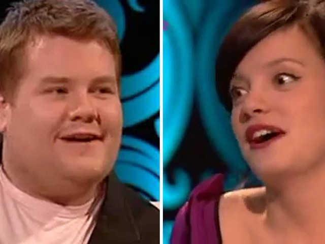 Lily Allen claims James Corden 'came on to her' in live TV interview