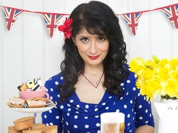 Shappi Khorsandi to appear at The Lights Andover in April 2018