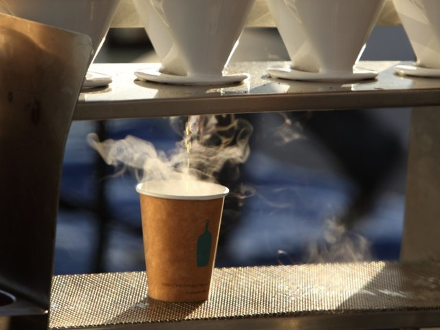Nestlé and Blue Bottle couldn't be more different — but here's why the companies could be the perfect match (CHF)