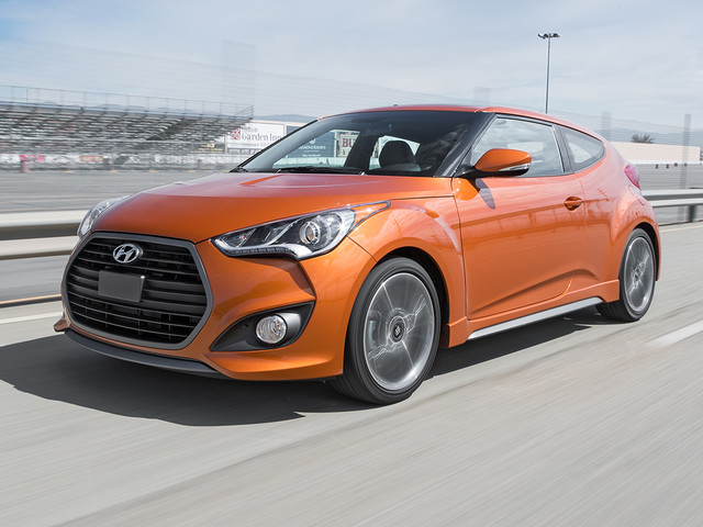 2017 Hyundai Veloster Turbo First Test Review