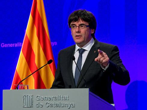 Catalan leader calls for international mediation
