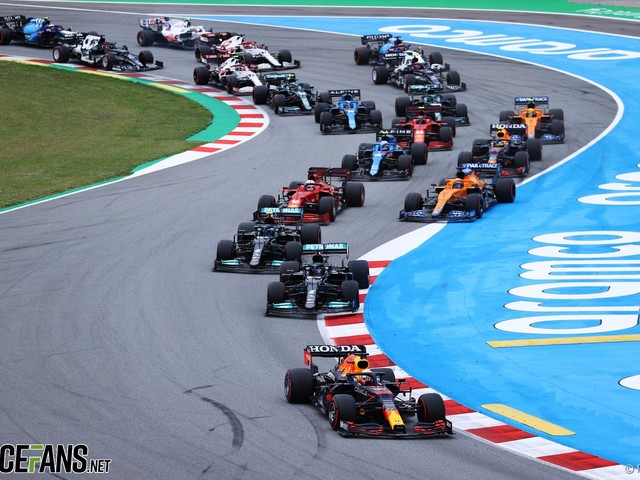 Vote for your 2021 Spanish Grand Prix Driver of the Weekend | 2021 Spanish Grand Prix