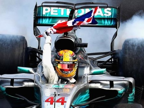 Lewis Hamilton wins fourth world title at Mexican Grand Prix