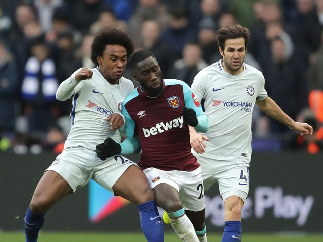 Chelsea crumble on West Ham wall in 1-0 derby loss