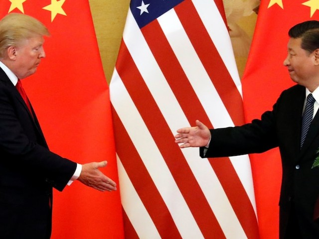 China is reportedly open to a partial trade deal with the US — but only if Trump scales back planned tariffs