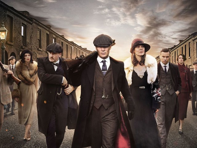 Peaky Blinders stars back on set as production begins for sixth and final series