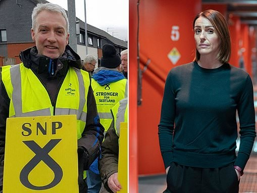 BBC producers hired SNP councillor and anti-nuclear campaigner to help make submarine drama Vigil