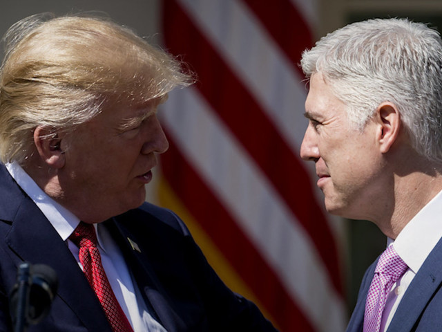 Trump Is Quietly Pushing His Conservative Agenda Through Judicial Confirmations