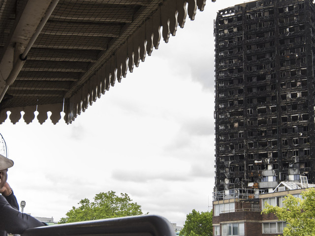 Grenfell Tower Fire Donations 'Not Reaching Survivors Quickly Enough'
