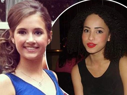 Love Island's Molly-Mae Hague and Amber Gill look unrecognisable in teen snaps