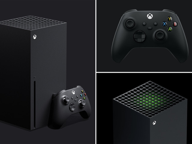 Microsoft will sell Xbox Series X on 'subscription model' for £25 a month with over 100 games