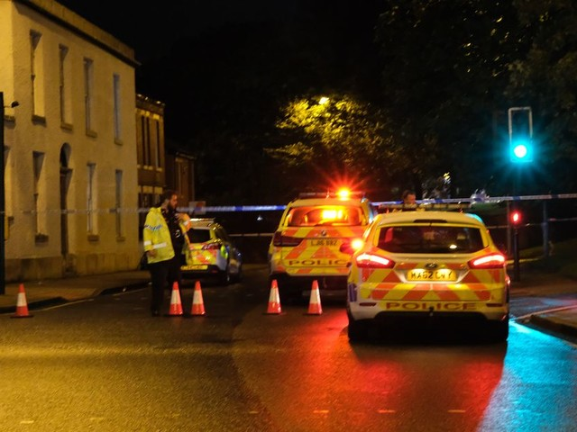 Mercedes fatally collides with man in his 20s in Stockport as police appeal for information