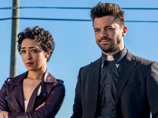 TV News Roundup: AMC's 'Preacher' Reveals First Images From Final Season