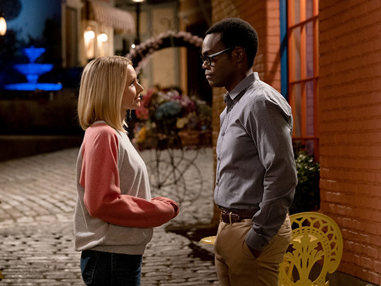 'The Good Place' Star William Jackson Harper Explains Why Chidi Wrote Himself That Note