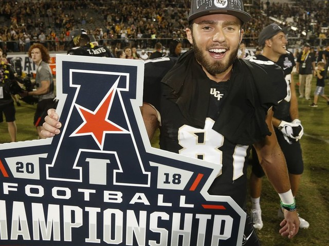 2019 AAC power rankings: UCF's reign only gets tougher