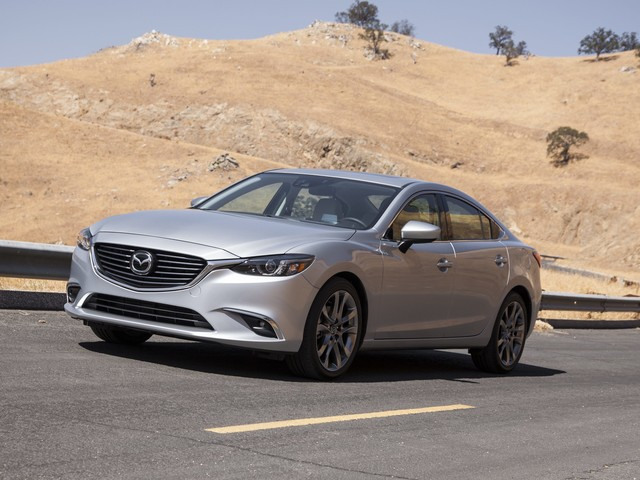Mazda6 Recalled Over Power Steering Short and Shoddy Welding