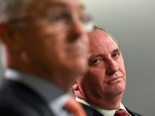 Australia's scandal-hit deputy PM to take leave