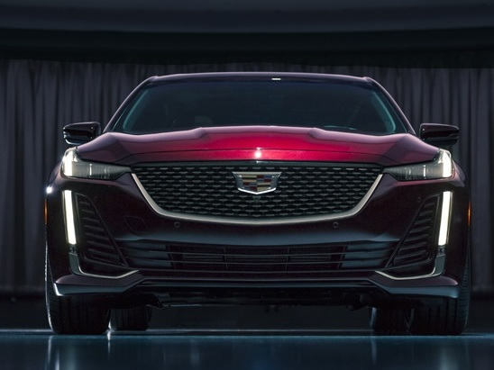 2020 Cadillac CT5 Debuts to Replace the CTS