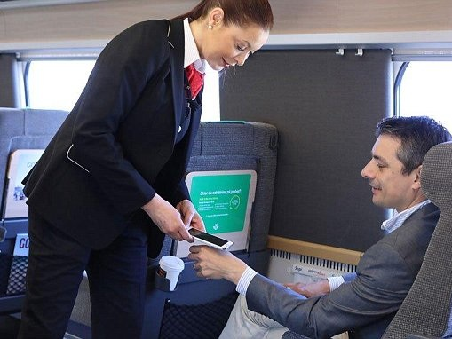 Swedish commuters are using microchips to pay