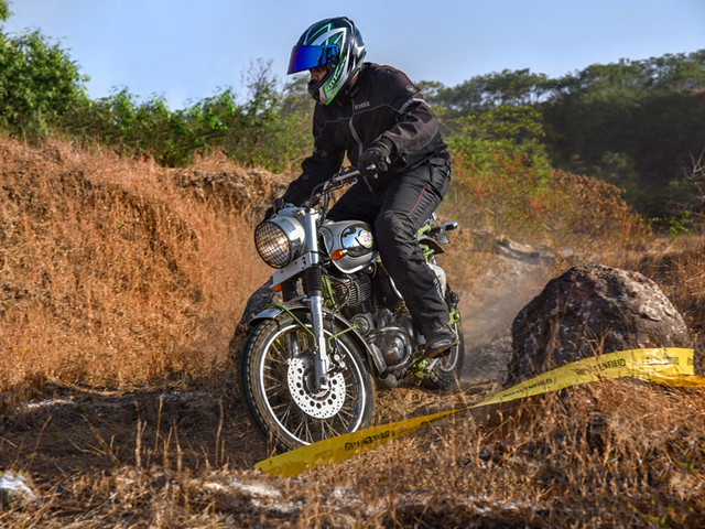 Review: 2019 Royal Enfield Bullet Trials 500 review, test ride
