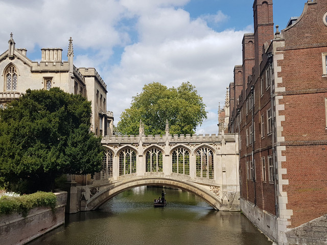 Visit the colleges of Cambridge