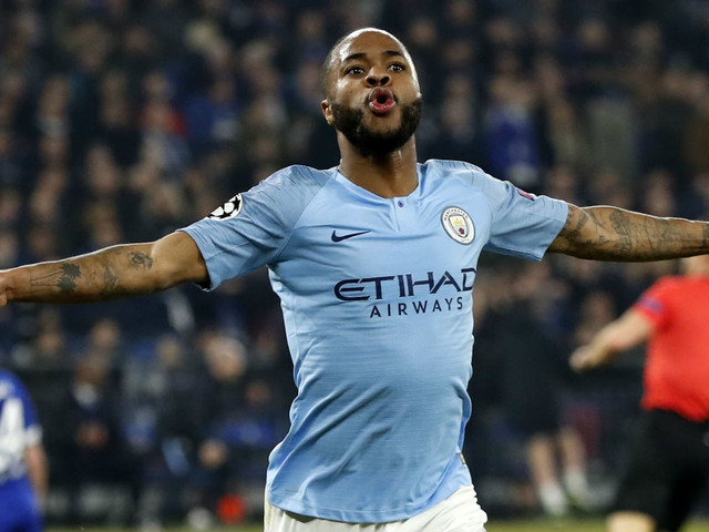 Champions League: Sterling hits the headlines after Man City's late show at Schalke