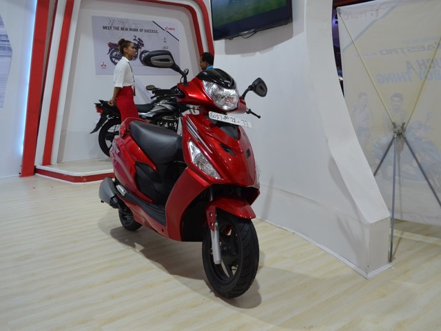 Upcoming 125cc scooter from Hero MotoCorp to debut on December 18 – Report