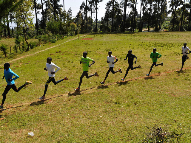 Kenyan athletes arrested for violating Government coronavirus rules