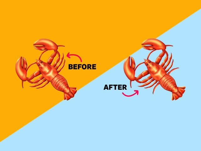 The New Lobster and DNA Emojis Are Now Scientifically Accurate. Well Done, Nerds!