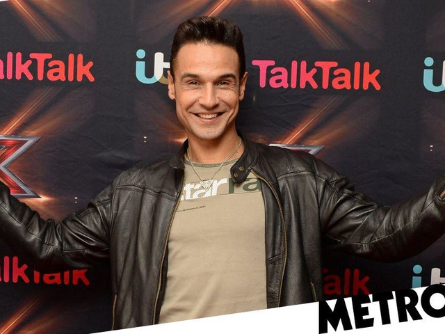 X Factor's Chico Slimani is 'back at work' just days after full blown stroke: 'He didn't want to let people down'