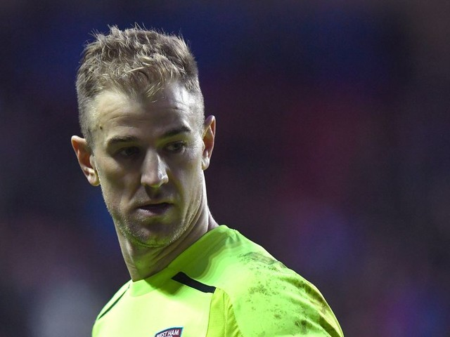 West Ham's Joe Hart told to forget about being England No.1 at the World Cup this summer