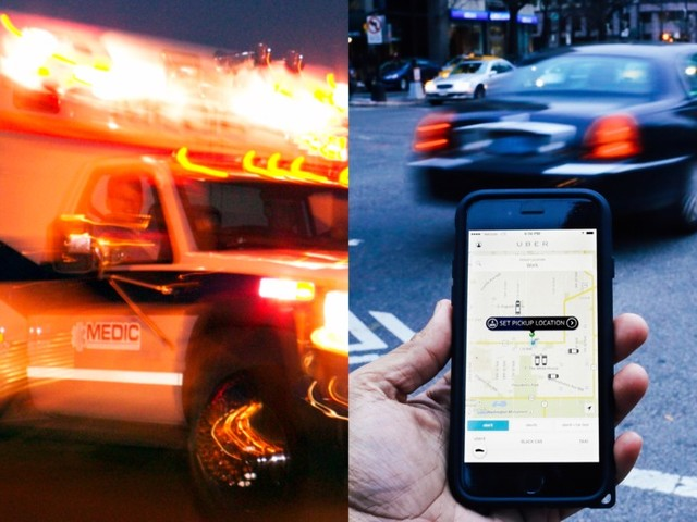 In 2018, Should We Take Ubers or Ambulances to the Hospital?