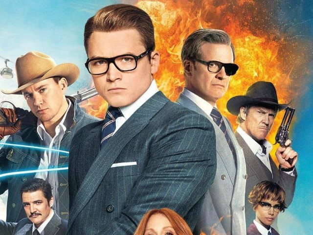 Things Get Crowded in the Kingsman 2 International Poster