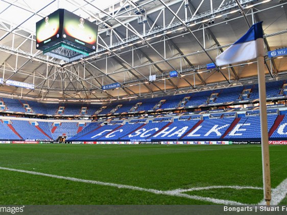 Schalke 04 Celebrate First Bundesliga Game Of Season By Offering Every Fan (Over 16) Free Beer On The House