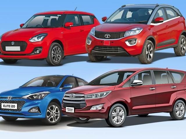 Automakers register double-digit sales in June
