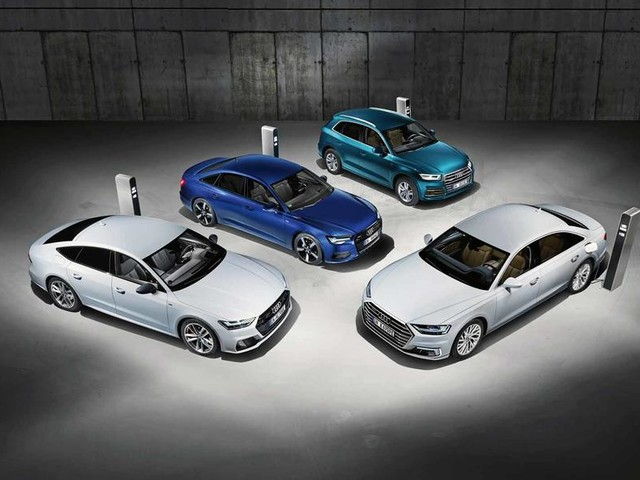 New Audi A6, A7, A8, Q5 plug-in hybrids coming to Geneva