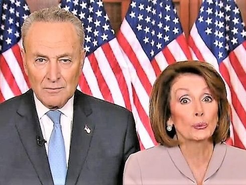 Spice from Don Jr: Does Nancy Pelosi not want another chance to respond to @realDonaldTrump? Surely her response can't be worse than last time. Did we buy the second podium yet Chuck?