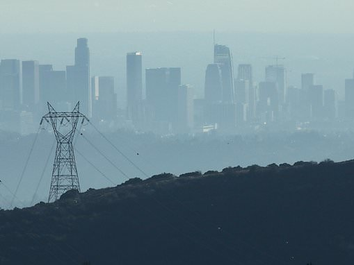 California to reduce greenhouse gas emissions from energy production 25 percent by 2030