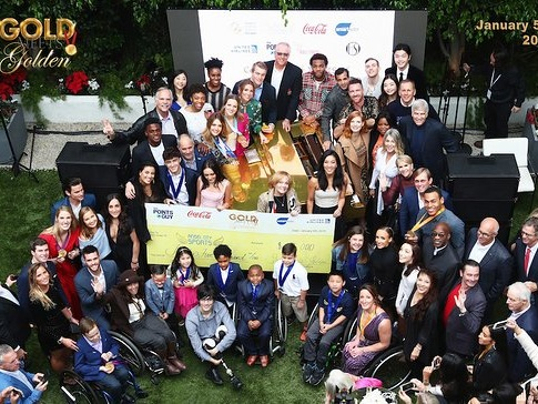6th Anniversary Gold Meets Golden Event Shines Bright And Raises $50,000 For Angel City Games Charity