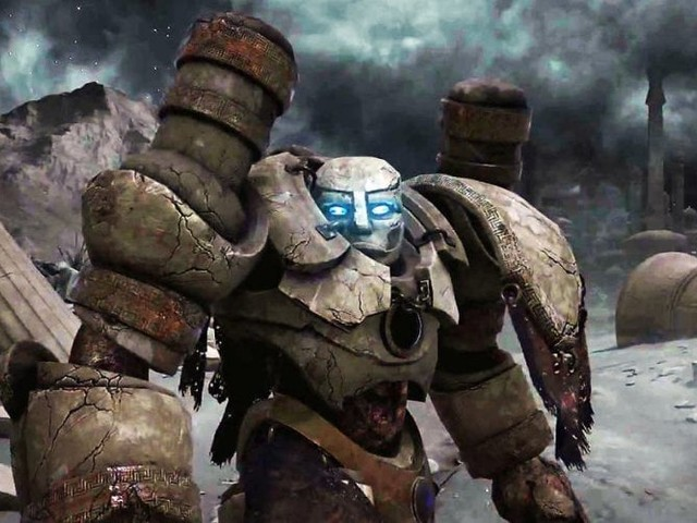 Golem VR launches on PlayStation VR today