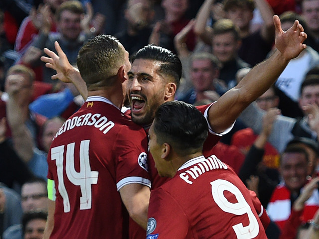Liverpool storm back into Champions League