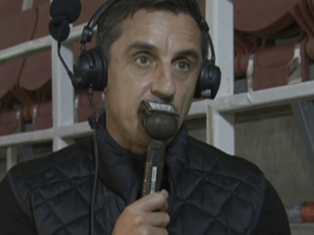 'I know what's going to happen' - Gary Neville makes Liverpool claim as he criticises Man United